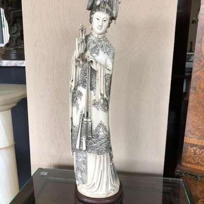 Статуэтка в стиле Барокко Бельгия, начало 20 века