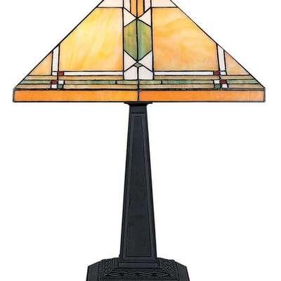 Настольная лампа в стиле Винтаж под заказ, Голландия, начало 21 века