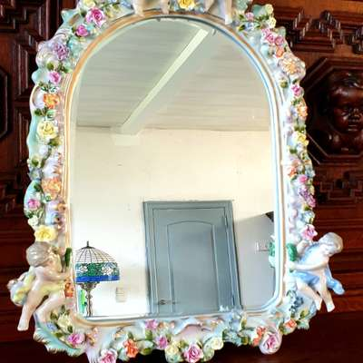 Зеркало в стиле Барокко, Германия, середина 20 века
