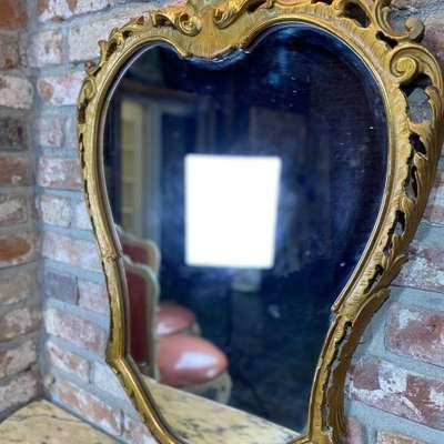 Зеркало в стиле Эклектика, Бельгия, конец 20 века