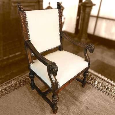 Кресло в стиле Ренессанс, Франция, конец 19 века