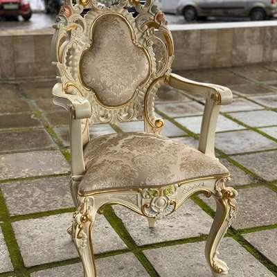 Кресло в стиле Барокко, Восточные страны (реплика), начало 21 века