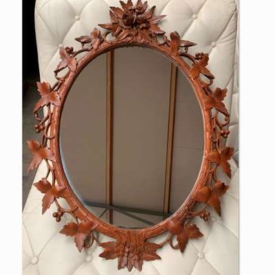 "Зеркало ""Black forest"". в стиле Классицизм (классика), Франция, конец 19 века"