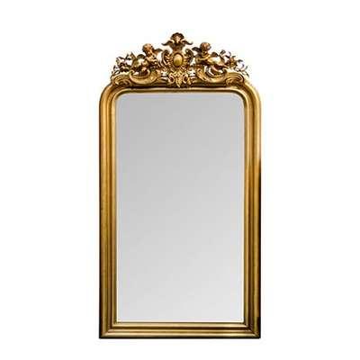 Зеркало в стиле Барокко, Бельгия, конец 20 века