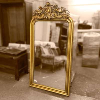 Зеркало в стиле Барокко, Голландия, конец 19 века