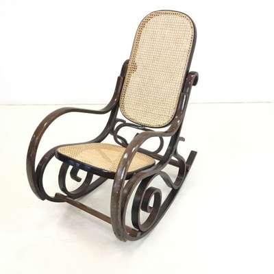 Кресло качалка в стиле Прованс Бельгия, середина 20 века