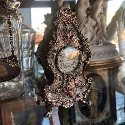 Часы в стиле Эклектика, Франция, середина 20 века