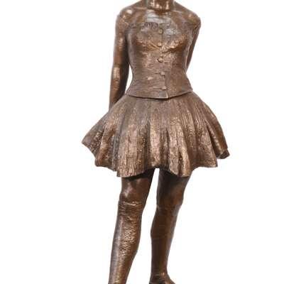 Бронзовая статуя в стиле Винтаж под заказ, Голландия, начало 21 века