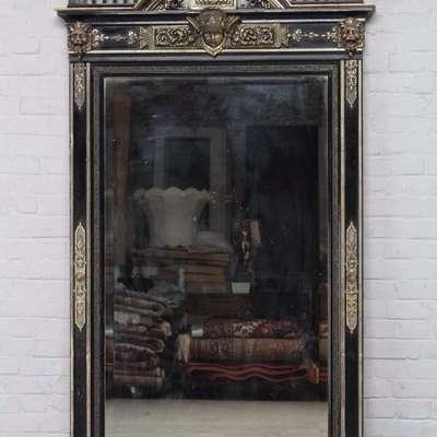 Зеркало Наполон III в стиле Наполеон III под заказ, Бельгия, середина 19 века