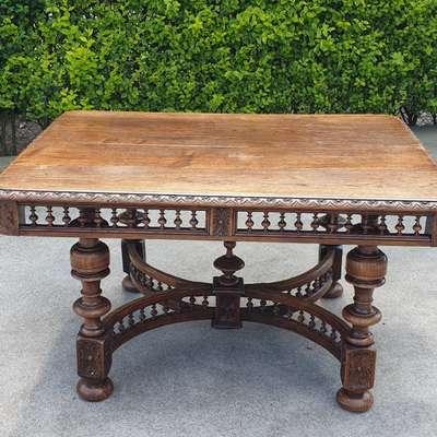 столик Бретон в стиле Бретонский Франция, конец 19 века
