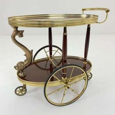 Столик сервировочный в стиле Эклектика, Бельгия, середина 20 века