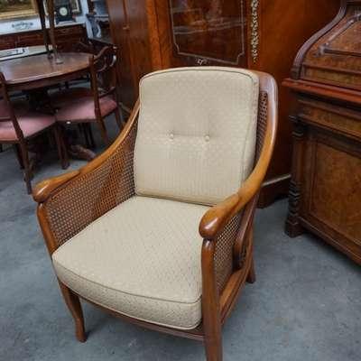 Кресло. в стиле Людовик XVI Бельгия, начало 20 века