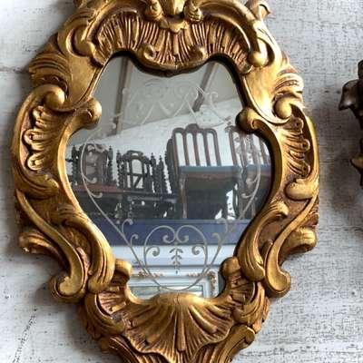 Старинное зеркало. в стиле Людовик XVI, Франция, конец 18 века