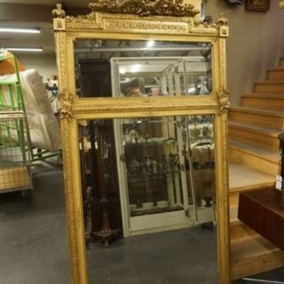 Зеркало в стиле Барокко Бельгия, начало 20 века