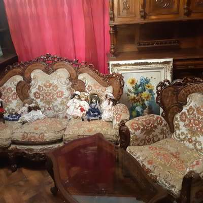 Комплект мягкой мебели в стиле Барокко, Италия, середина 20 века