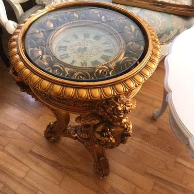 Столик в стиле Барокко в стиле Барокко Бельгия, конец 20 века