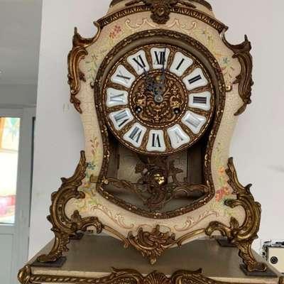Часы в стиле Барокко Бельгия, середина 20 века