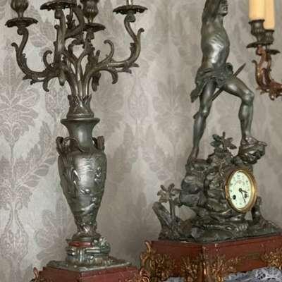 Комплект в стиле Барокко Бельгия, середина 20 века