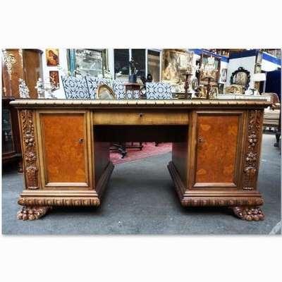Письменный стол. в стиле Ар-деко Германия, начало 20 века
