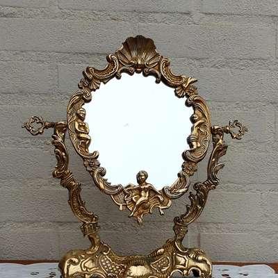 Зеркало настольное в стиле Барокко, Франция, начало 20 века