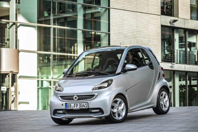Smart ForTwo Coupe Electric