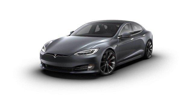 Tesla Model S Performance (P100D facelift)