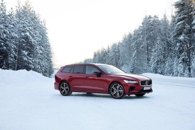 Volvo V60 T6 Recharge 2018