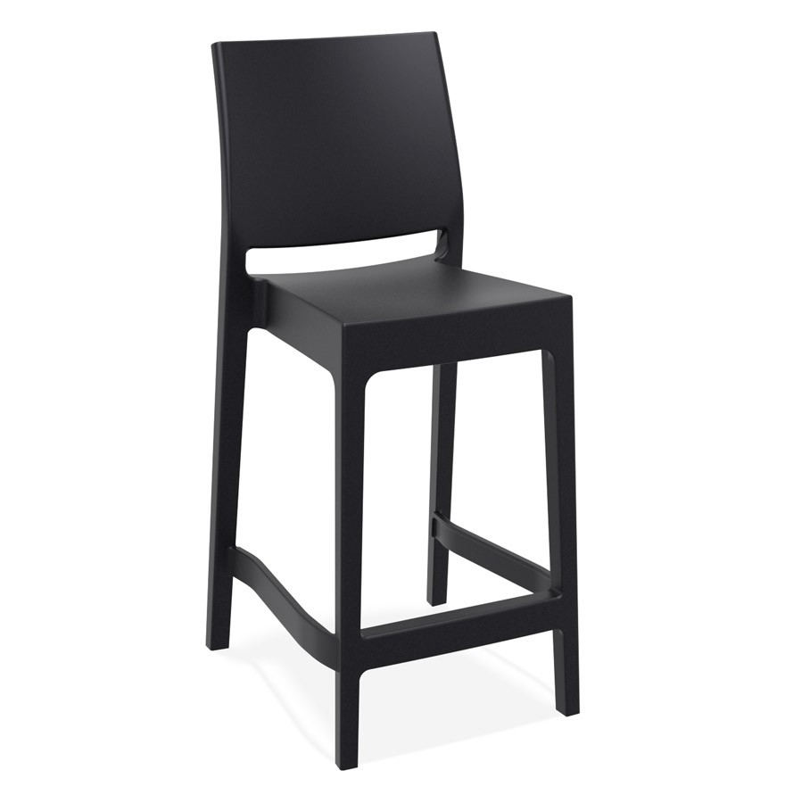 Chaise Haute Clara : noire