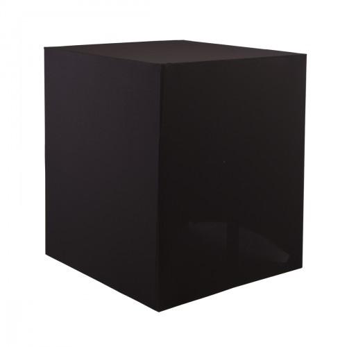 Buffet box 90 houssé noir