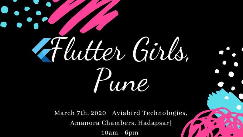 Flutter Girls Pune