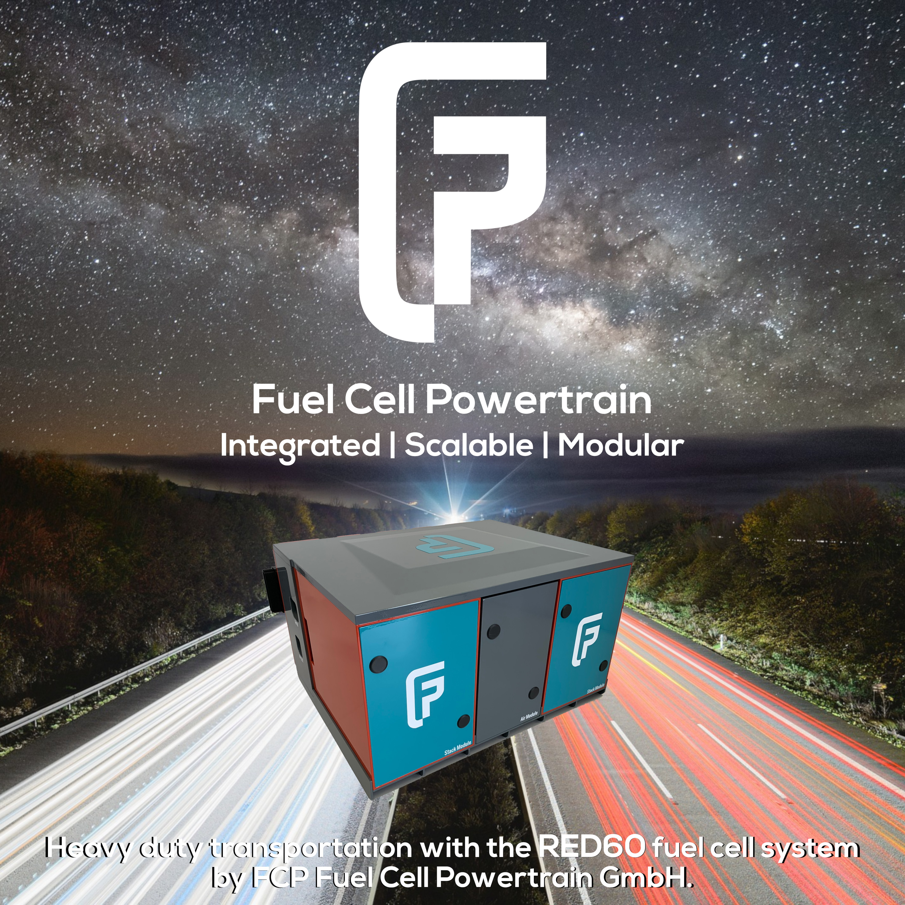 FCP Fuel Cell Powertrain GmbH – Product Image 2