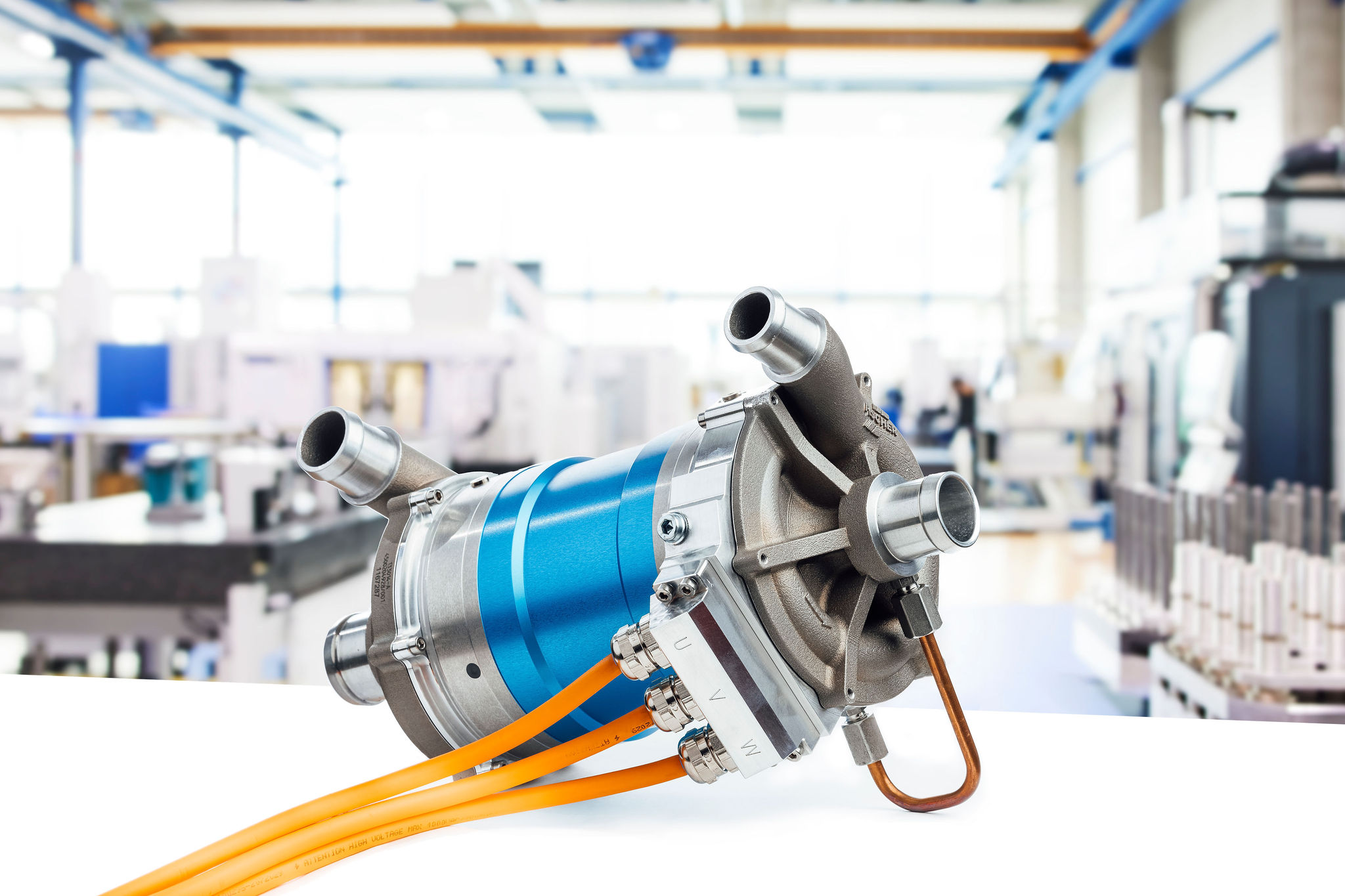 FISCHER Fuel Cell Compressor AG  – Product Image 2