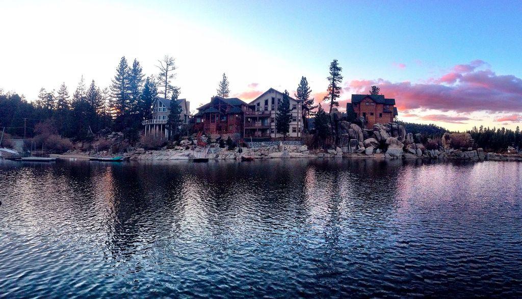 Big Bear Lake-California