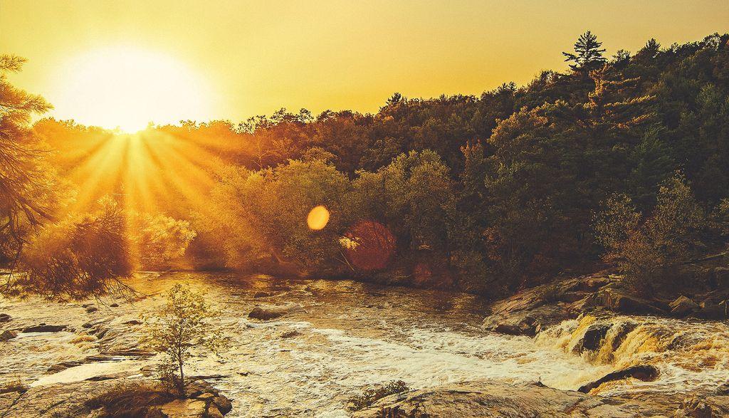 Big River-California