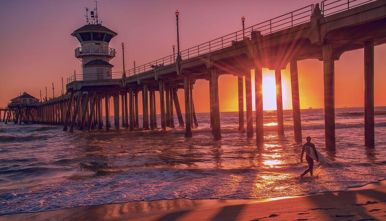Huntington Beach-California