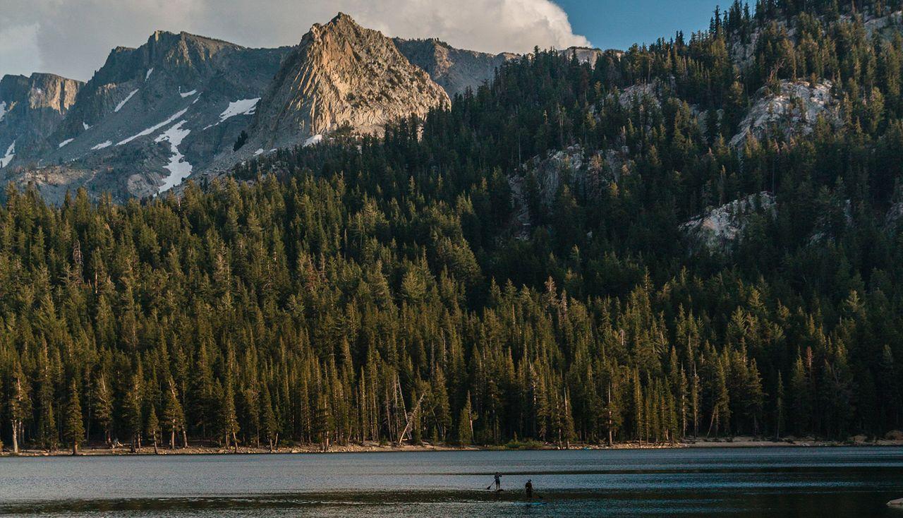 June Lake-California