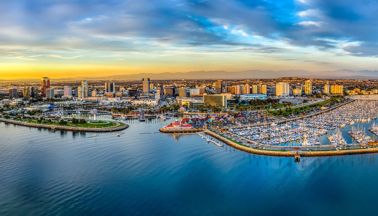 Long Beach-California