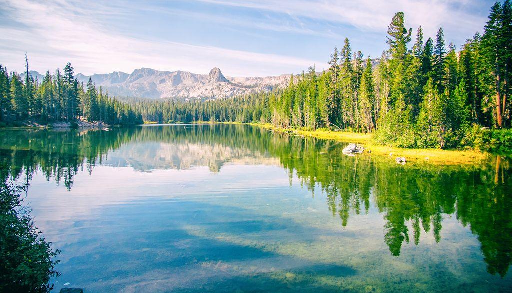 Mammoth Lakes-California