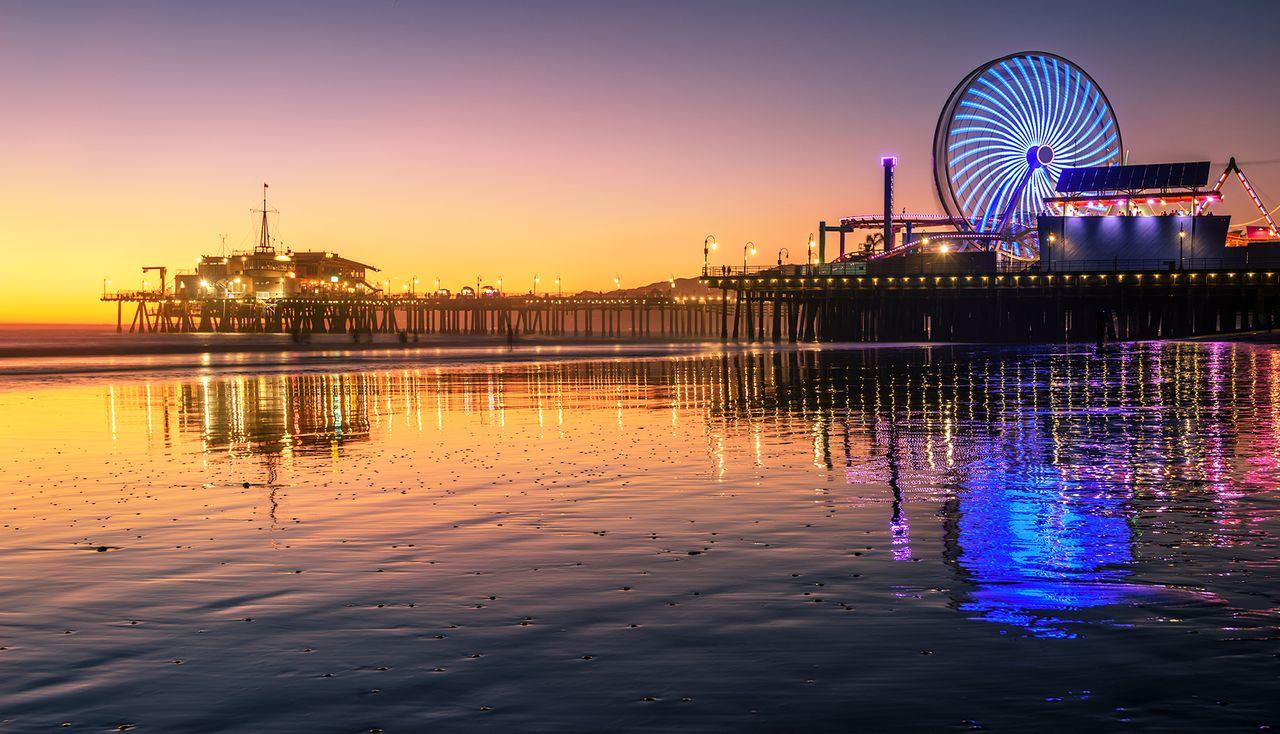 Santa Monica-California
