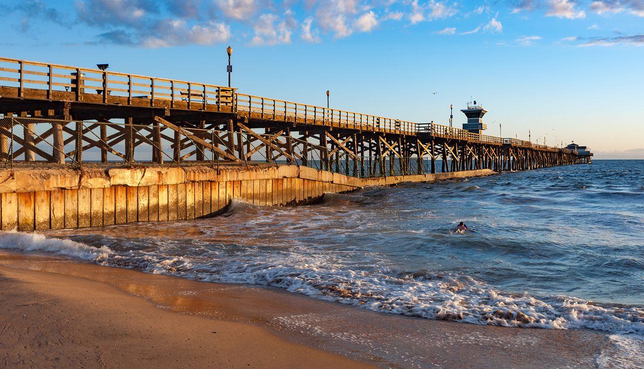 Seal Beach-California