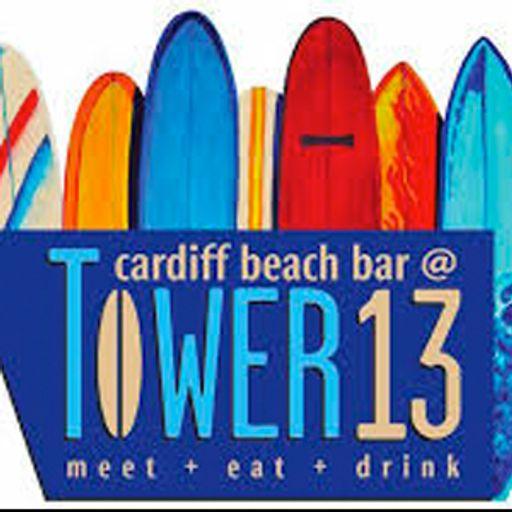 Cardiff Beach Tower Bar @ Tower 13