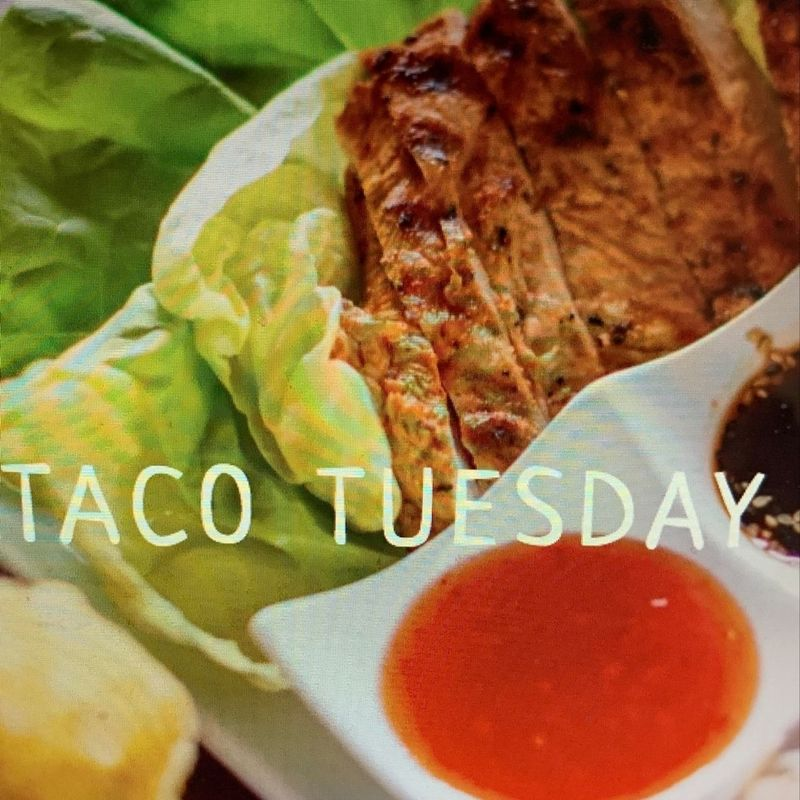 Taco Tuesday Specials!!!   Take Out Only