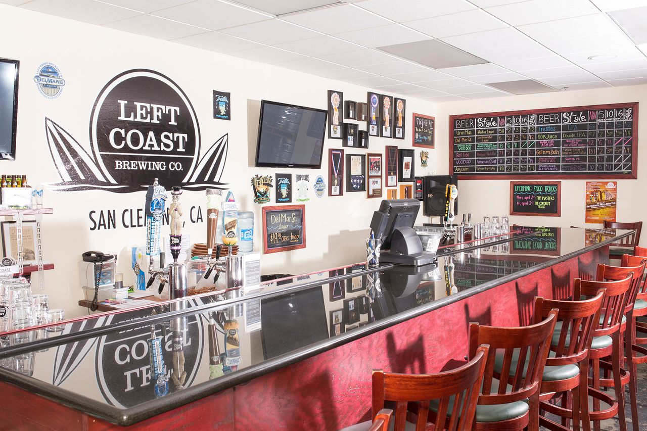 Left Coast Brewery