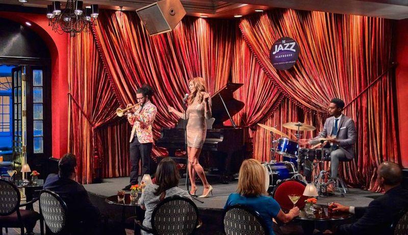 The Jazz Playhouse