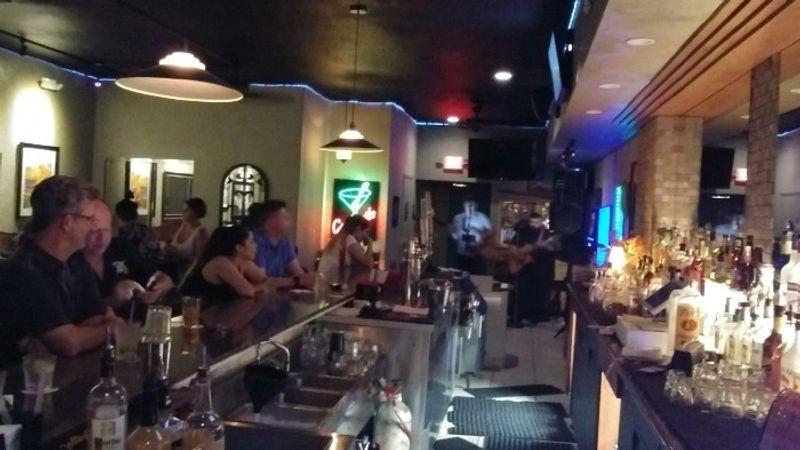 Desert Fox Bar