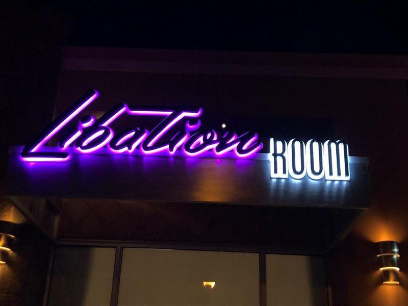 Libation Room