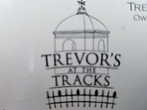 TREVOR'S AT THE TRACKS