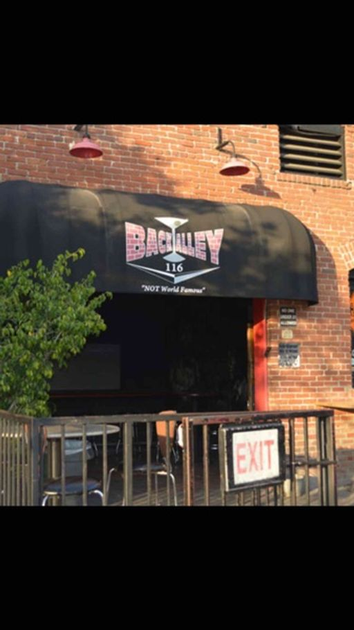 BACK ALLEY BAR AND GRILL
