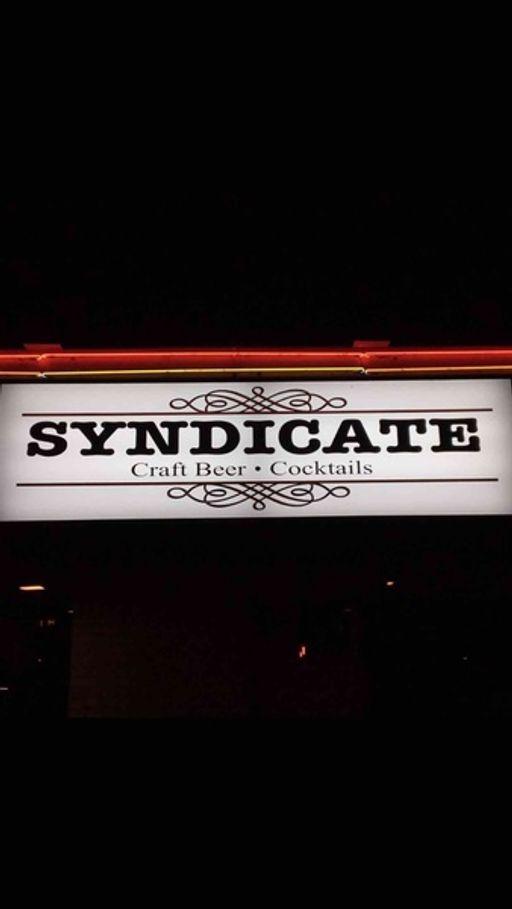 SYNDICATE BAR BILLIARDS