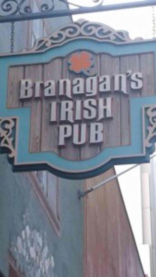 BRANAGAN'S IRISH PUB